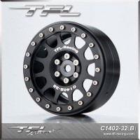 2.2 Inch 12 holes Beadlock Wheels With The Hub