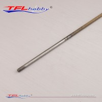 "3/16"" 4.76mm Flex Cable with Stub Shaft"