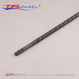 1/4'' 6.35mmx365mm flex Shaft