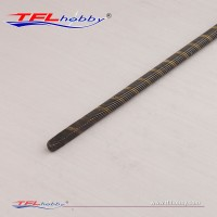 1/4'' 6.35mmx650mm Flex Cable Shaft 650mm
