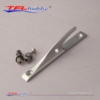 Aluminum 80mm Retrieve Hook