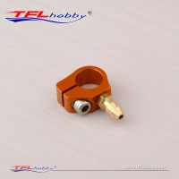 Flex Shaft Oiler Clamp for Refuel Pipe for 1/4 Flex Shaft