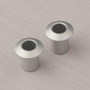 TFL Aluminium Grommet 4.6mm 2 piece For Silicone Tube For RC Boat 522B25
