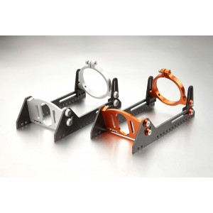 TFL Carbon Adjustable Motor Mount For 36mm Series Motor RC Marine Boat 523B58O