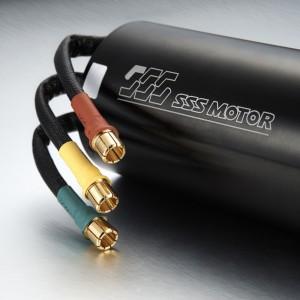 SSS 56104/500KV Brushless Motor 6 Poles W/O Water Cooling