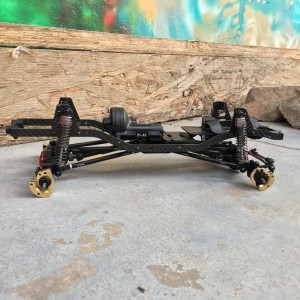 TFL SCX10II Front and Rear Axles Counterweight for 2.2 Wheels