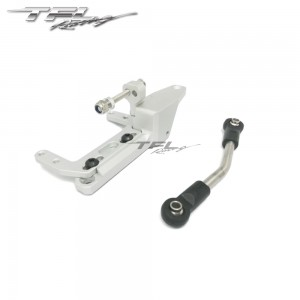 TFL AR60 bridge rear servo C1402-52 Silver color