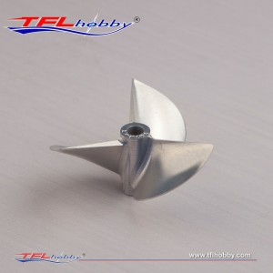 CNC  3 blade Propeller52x1.8x4.76mm 5218350R