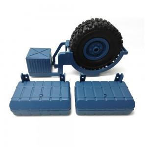 1/18Model Car Shell/GAZ Car Shell/WPL B-24 MN/MN-66 JJRC Buggy Truck Modified