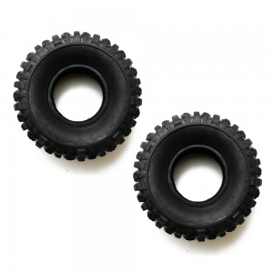Trucks Soft Tires 1/16 RC Car spare parts upgrade crushed soft tires For WPL/JJRC/MN Model