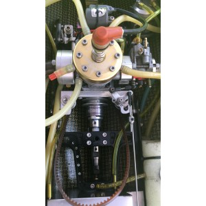 TFL aluminum alloy thruster three version 526B08/526B08-A/526B08-B