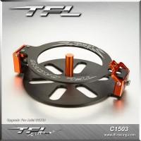TFL 1/8 1/10 Buggy Tire Gluer Gluing Fixture  Aluminum EN-AW 6061 T6 C1503