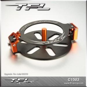 TFL 1/8 Buggy Tire Gluer Gluing Fixture  Aluminum EN-AW 6061 T6 C1503