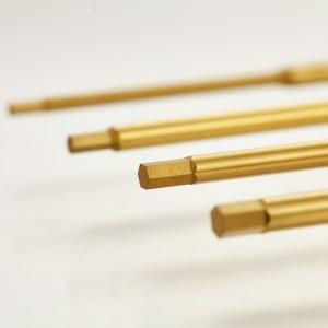 TFL Tool CNC Titanium Steel Hexagon Screwdriver 4pcs Kits for RC Model T1607-01/T1706-01