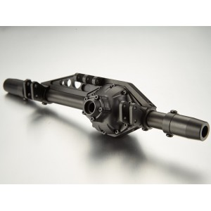 TFL CNC Aluminum Wraith F9 metal front/rear axle housing assembly C1402-45/C1402-46S/B
