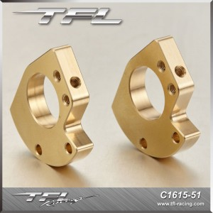 "TFL AXIAL SCX10Ⅱcounter weight for front/rear axle 1.9""/2.2"" hub and turning set"