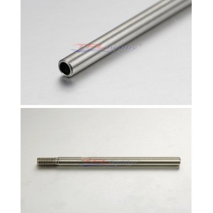 TFL 3.17mm Stainless Steel Drive Shaft W/ Screw Thread & Nut For RC Boat