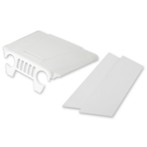TFL Exterior decoration parts for C1805-A Unicorn Crawler Car
