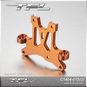 MBX7 Metal Front Triangle Plate Suitable MBX7 R ECO BUGGY E2107E (1404015)