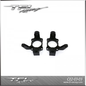TFL Wraith Front Axles Counterweight set Steering Knuckles 90020 90045 90056